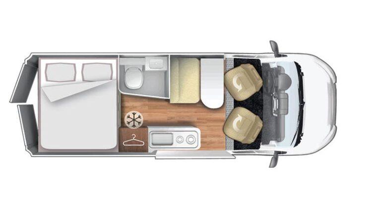 Wohnmobil Forster FV 599 HB mieten