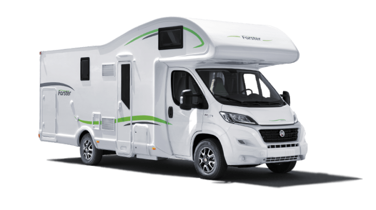 Wohnmobil Forster A 699 EB mieten