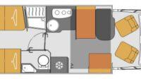 Wohnmobil Mooveo TEI-74EB mieten